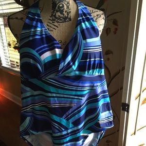 Islander Swim - Islander 1 Piece Swimsuit Size 24W